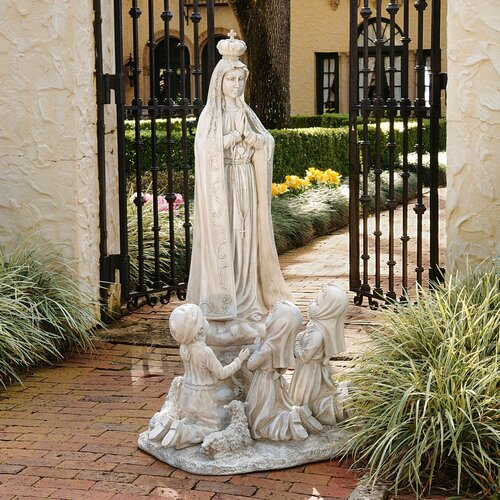 Our Lady of Fatima Grand Scale Statue