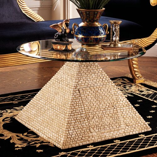 Great Egyptian Pyramid Coffee Table Wayfair