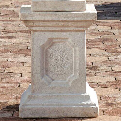 Design Toscano Versailles Cherub Plinth Pedestal