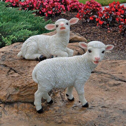 Design Toscano Yorkshire Lamb Statue