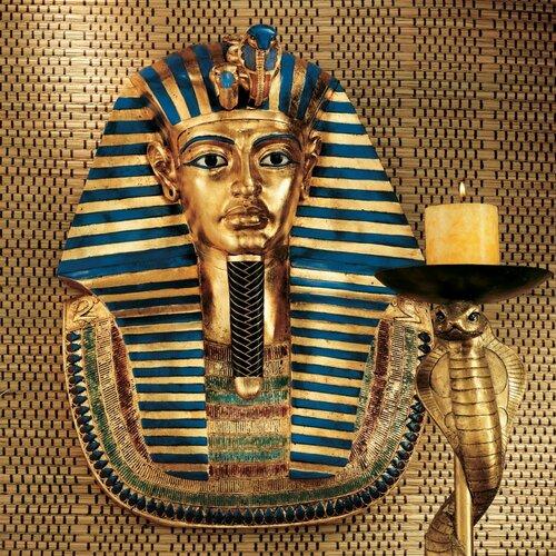 Design Toscano King Tutankhamen Wall Décor