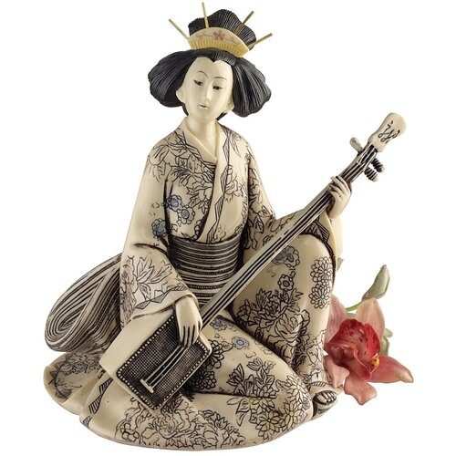 Design Toscano Song of the Geisha Figurine