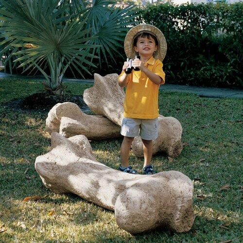 Design Toscano Gigantic Dinosaur Bone Statue