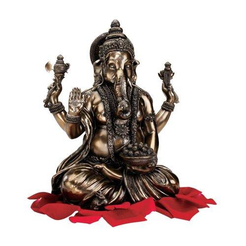 Design Toscano Lord Ganesh Figurine