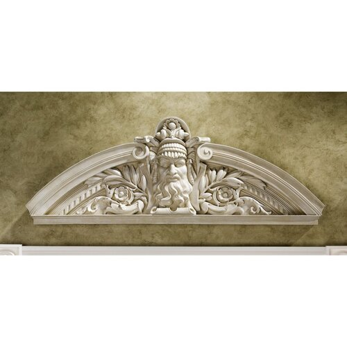 Design Toscano Prometheus The Rebel Titan Sculptural Wall Décor
