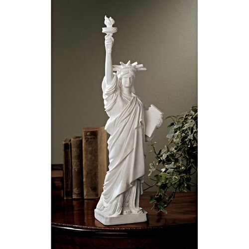 Design Toscano Liberty Enlightening the World Figurine