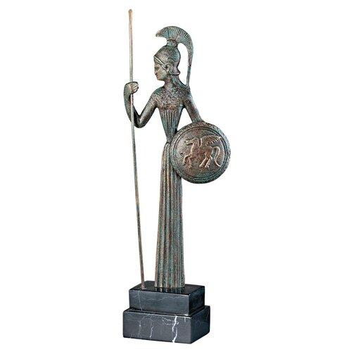 Athena Hellenistic Ironwork Figurine