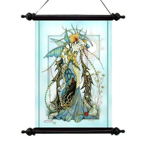 Design Toscano Moonstones the Enchantress by Linda Ravens Tapestry