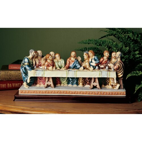 The Last Supper Sculpture