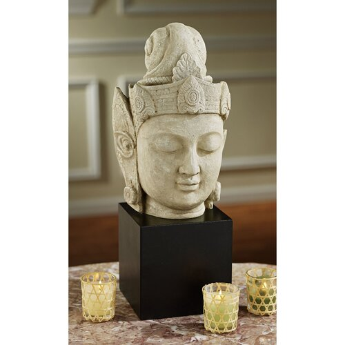 Design Toscano Goddess The Asian Yuan-Yin Bust
