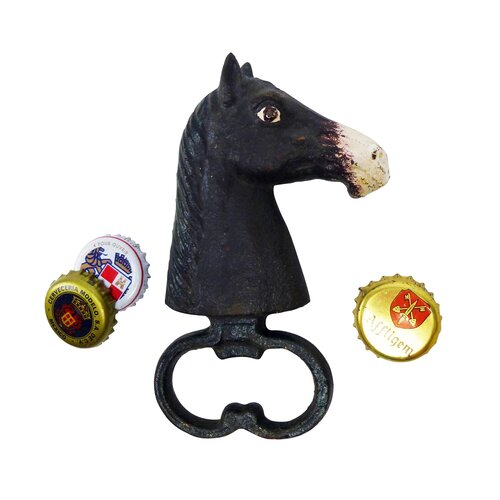 Design Toscano Horse Head Bottle Opener