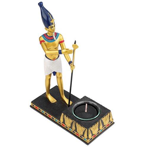 Design Toscano King Rameses II Egyptian Altar Votive