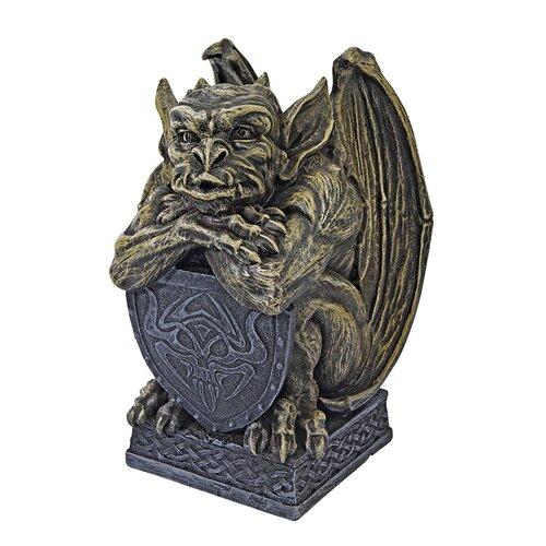 Medieval Marauder Gargoyle Statue