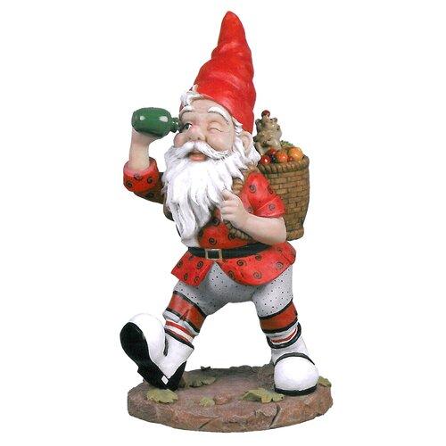 Hiker the Garden Gnome Statue