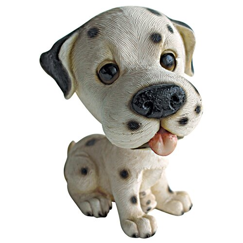 Design Toscano Prized Pup Dalmation Puppy Dog Statue