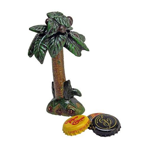Design Toscano Tropical Coconut Tree Bottle Opener