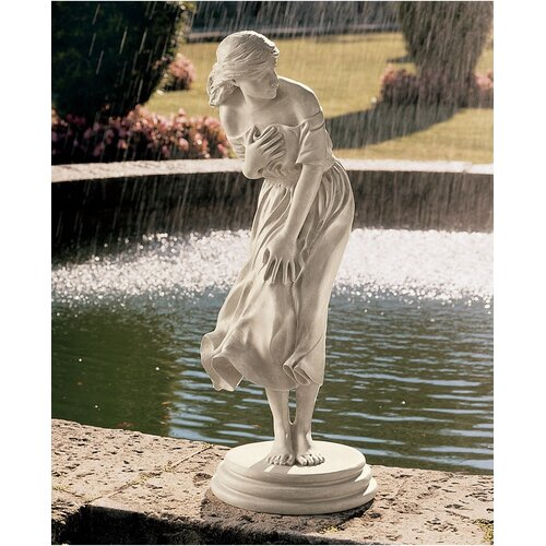 Design Toscano Windblown Statue