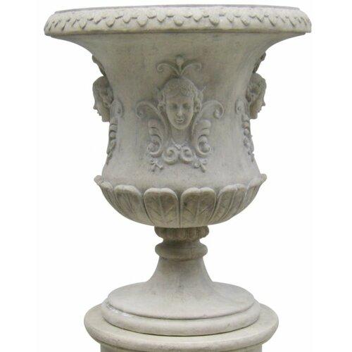 Design Toscano Goddess Flora Architectural Garden Urn Statue