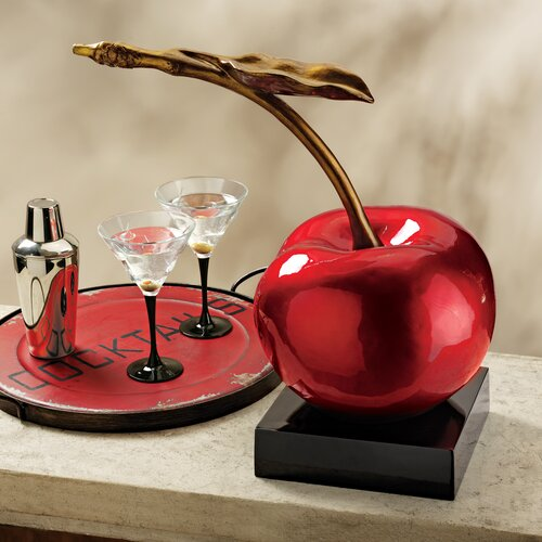 Design Toscano Cherry on Top Modern Statue