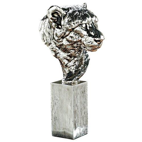 Design Toscano Serengeti Big Cat Leopard Bust