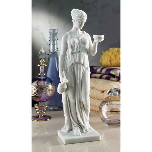 Design Toscano Hebe, the Goddess of Youth Statue