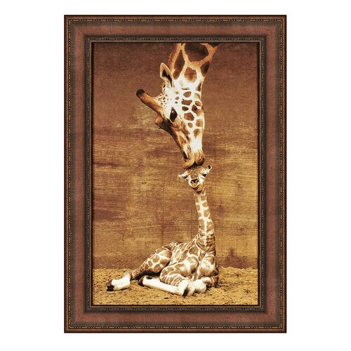 Makulu by Ron D'Raine Framed Photographic Print