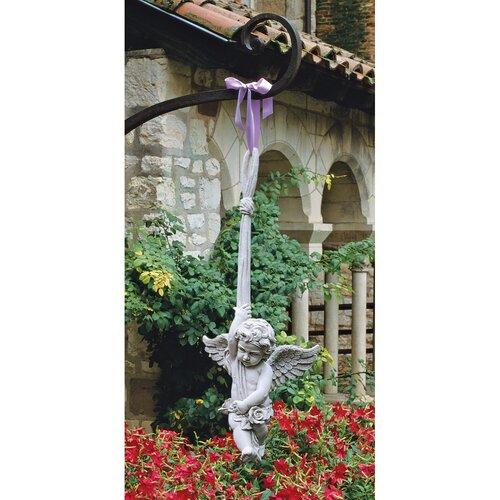 Design Toscano Angelic Play Hanging Statue