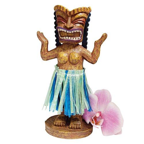 Design Toscano Goddess Of The Polynesian Party Dancing