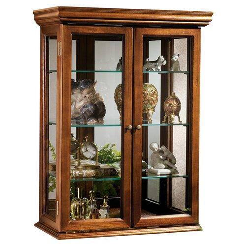 Design Toscano Wall Curio Cabinet Amp Reviews Wayfair