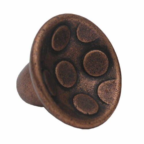 "Whitehaus Collection Cabinetry Hardware 1.25"" Round Knob"