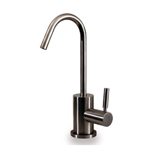 ... One Handle Single Hole Cold Water Dispenser Kitchen Faucet Wayfair