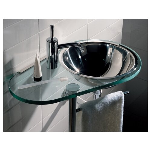 New Generation Aqua Counter Top Bathroom Sink