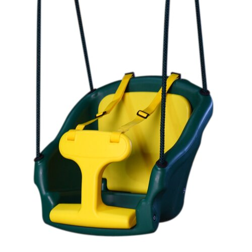 Backyard Discovery 2-in-1 Convertible Safe T-Swing Toy