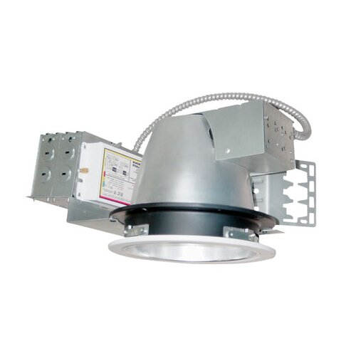 Deco Lighting Horizontal Architectural Two Light Recessed Light