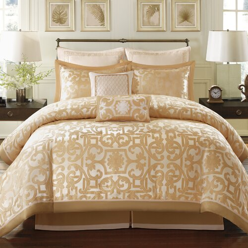 Castello 8 Piece Comforter Set