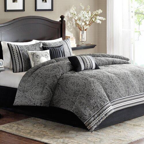Barton 7 Piece Comforter Set