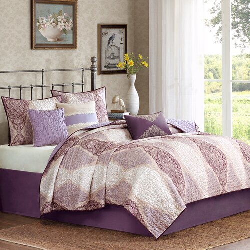Callaway 6 Piece Coverlet Set