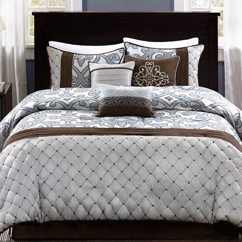 Crosby 7 Piece Comforter Set
