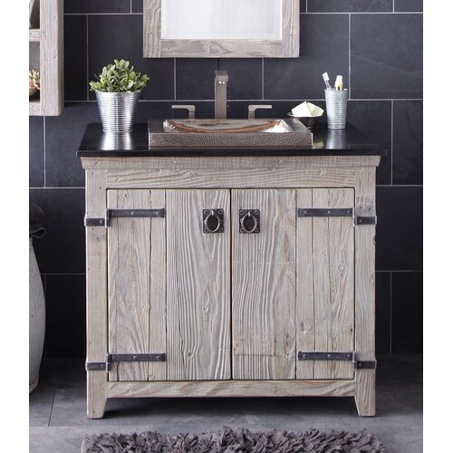 native trails inc americana 36 bathroom vanity base