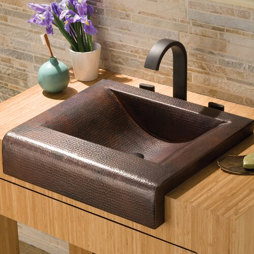 Native Trails, Inc. Palisades Bathroom Sink