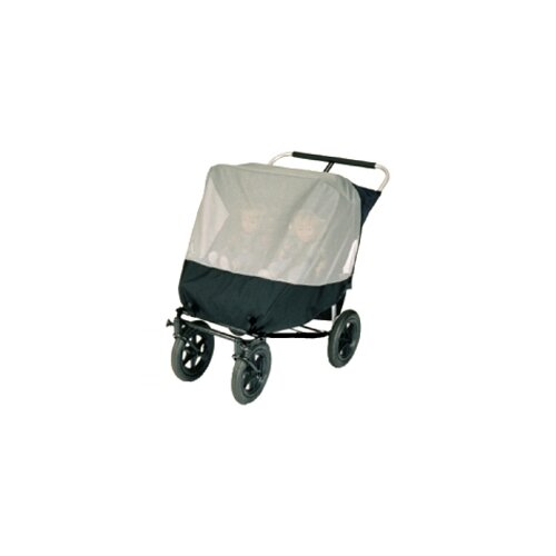 Mountain Buggy Urban Double Jogger Stroller Sun, Wind and Insect Cover