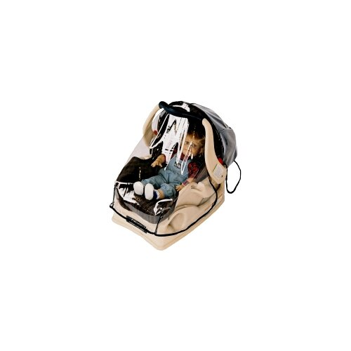 Sasha's Kiddie Products Baby Car Seat Rain and Wind