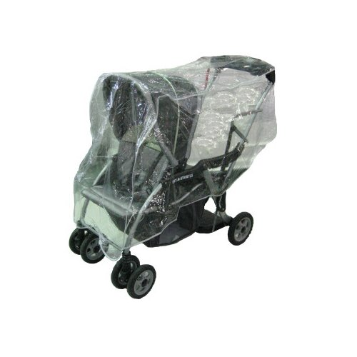 Baby Trend Sit N Stand Stroller Rain and Wind Cover