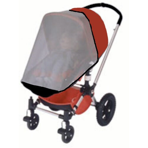 MiaModa Atmosferra Single Stroller Sun, Wind and Insect Cover