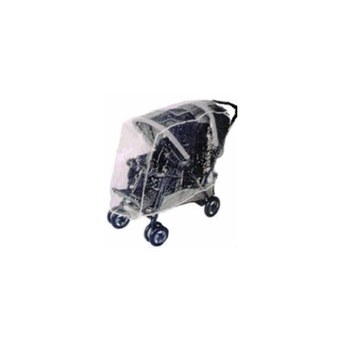 Sasha's Kiddie Products Peg Perego Tender and Duette SW Twin Tandem Stroller Rain and Wind