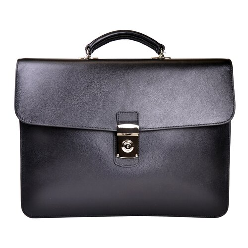Kensington Leather Briefcase