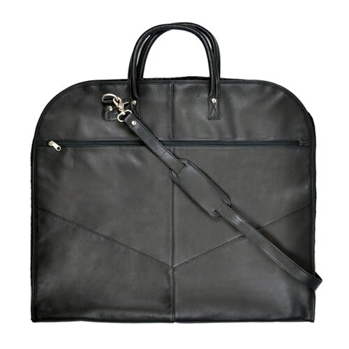 Royce Leather Leather Garment Bag