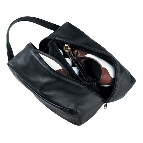Royce Leather Deluxe Shoe Bag