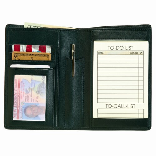 Royce Leather Things To Do Passport Cover