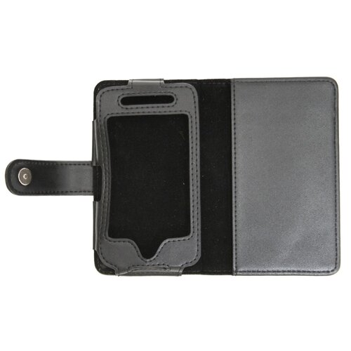 Royce Leather iPhone Case in Black